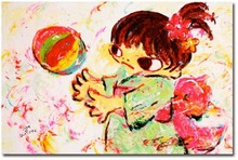 Ayako ROKKAKU - Painting - Untitled ARP08-064