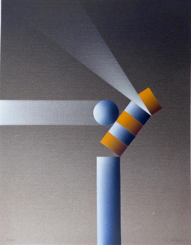 Julio LE PARC - Stampa-Multiplo