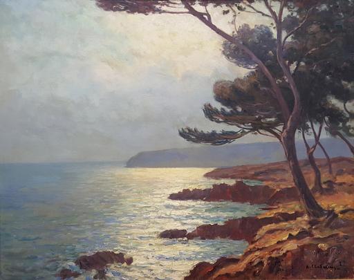 Arsen SHABANYAN - Painting - MOONLIGHT