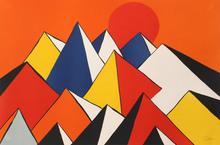 Alexander CALDER (1898-1976) - Homage to the Sun