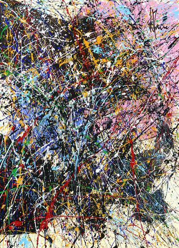 Jean-Jacques MARIE - Gemälde - Composition n°322