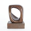 Bernhard HEILIGER - Sculpture-Volume - Große Faltung