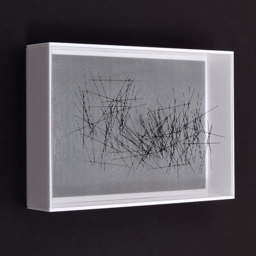 Jesús Rafael SOTO - Sculpture-Volume - Jesus Rafael Soto Op Art Kinetic Sculpture, Signed Edition