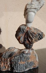 Iris VARGAS - Sculpture-Volume - Chantilly