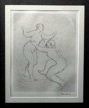 Pierre-Auguste RENOIR - Estampe-Multiple - «Le fleuve Scamandre»