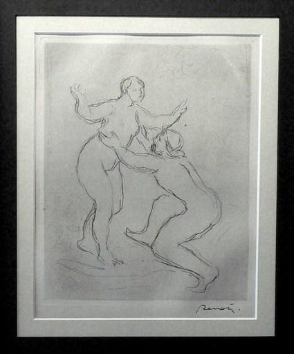 Pierre-Auguste RENOIR - Print-Multiple - Le fleuve Scamandre