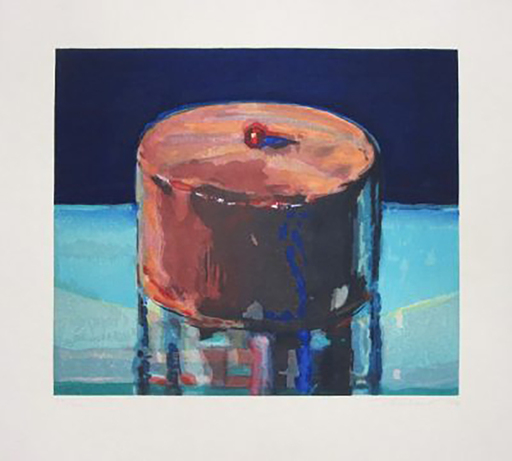 Morton Wayne THIEBAUD - Print-Multiple - Dark Cake