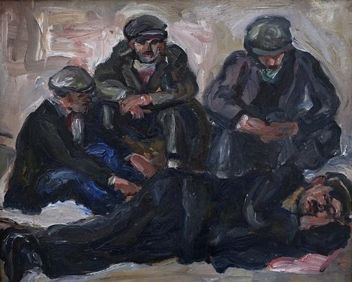 Renée UNIK - Painting - SDF