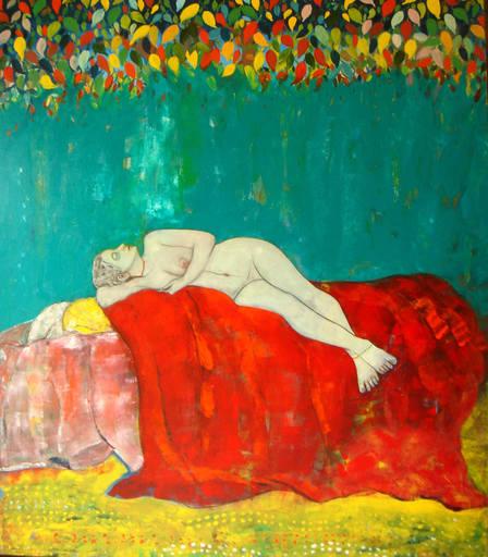 Martial MOLITOR - Painting - Enjoy    (Cat N° 4049)