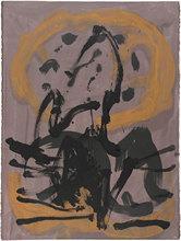Robert MOTHERWELL (1915-1991) - Untitled (P77-3122)