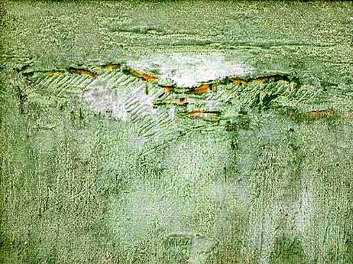 Antonio MINEZZI - Gemälde - Paesaggio
