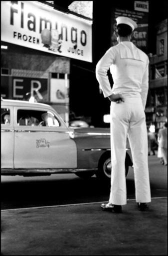 Elliott ERWITT - Fotografie - Time Square, New York