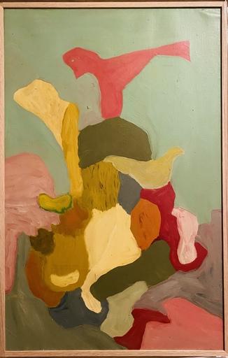 Gaston CHAISSAC - Pintura - Sans titre