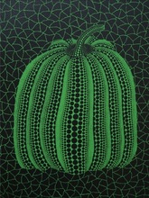 Yayoi KUSAMA - Stampa Multiplo - Pumpkin (GT)