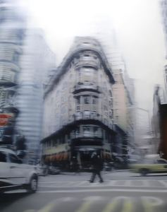 Jean-Marc AMIGUES - Painting - New York