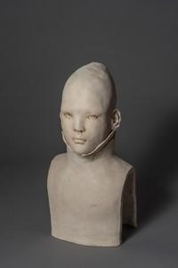 Elisabeth DUPIN-SJÖSTEDT - Sculpture-Volume - Buste