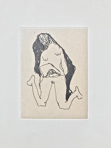 翠西·艾敏 - 版画 - Pregnant