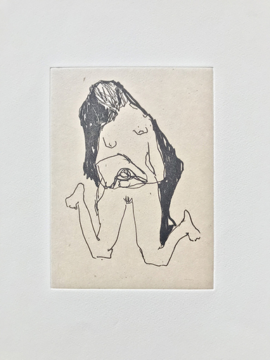 Tracey EMIN - Estampe-Multiple - Pregnant