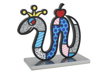 "Romero BRITTO - Sculpture-Volume - Temptation ""27"