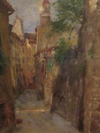 Luis ANGLADA PINTO - Pittura - Ruelle provençale