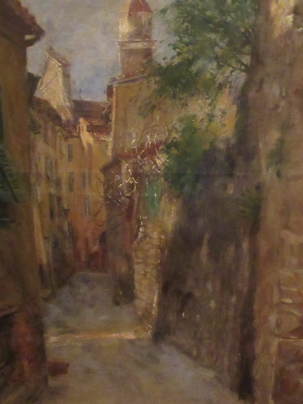 Luis ANGLADA PINTO - Pintura - Ruelle provençale