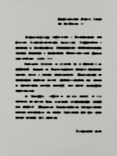 Rinat VOLIGAMSI - Painting - Texts. Sheet 2