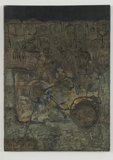 Igael TUMARKIN - Painting - o.T.