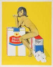 Mel RAMOS - Print-Multiple - Tobacco Rhoda