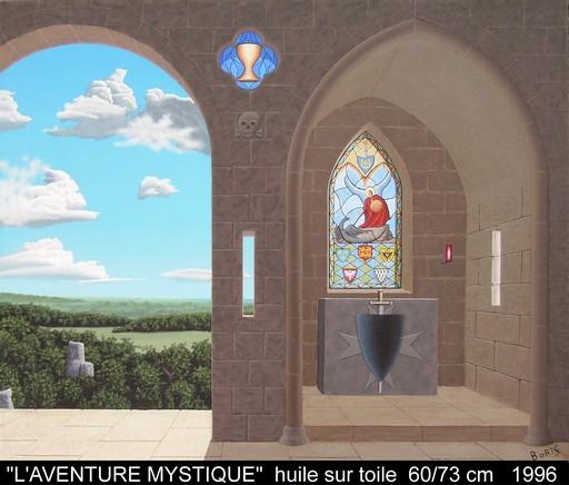 Boris KHELSTOVSKY - Peinture - L'aventure mystique