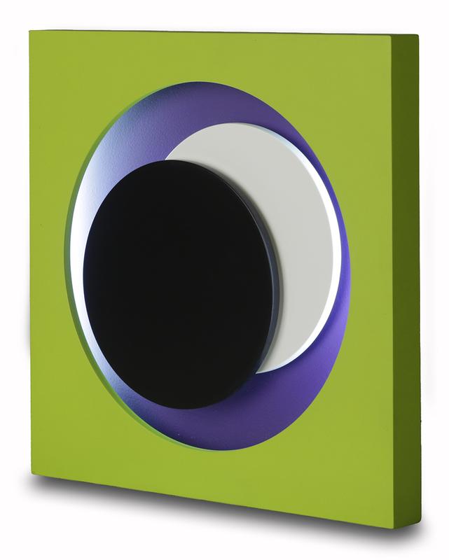 Geneviève CLAISSE - Escultura - Cercles Vert