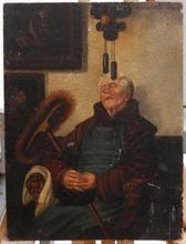 R. HAGENAUER - Painting - Rest
