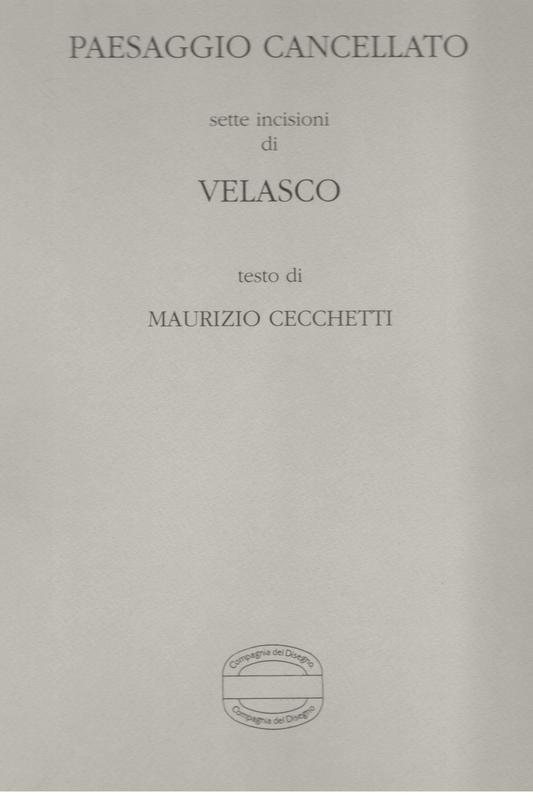 VELASCO - Print-Multiple - Paese cancellato