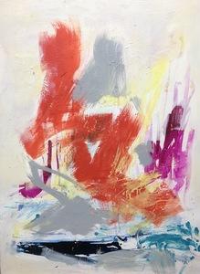 Nicole LEIDENFROST - Gemälde - Sturm