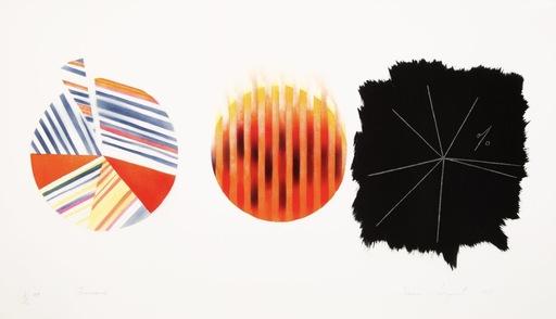James ROSENQUIST - Estampe-Multiple - Fourneaux
