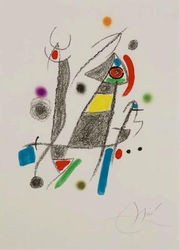 Joan MIRO - Grabado - Maravillas con Variaciones Acrósticas en El Jardín de Miró