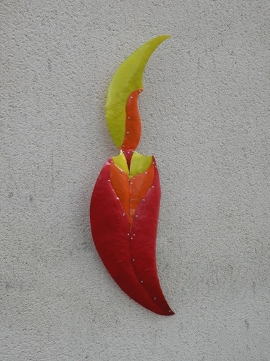 Mathias LARDIN - Sculpture-Volume - Flamme