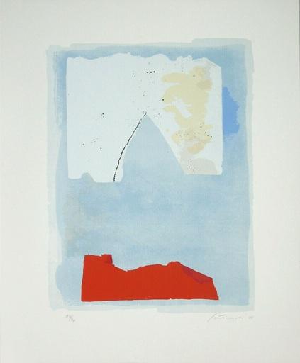 Giuseppe SANTOMASO - Print-Multiple - Composition