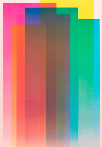 Felipe PANTONE UB - Grabado - Subtractive Variability P, 4