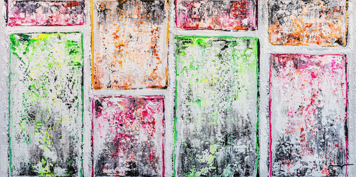 Marie-Anne DECAMP - Pittura - California 1