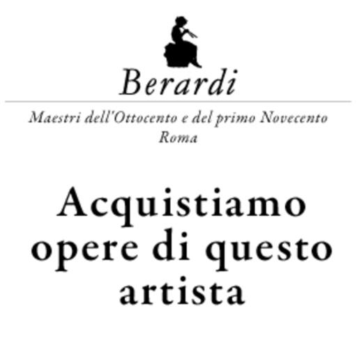 Scipione VANNUTELLI - Pintura - We buy works of this artist