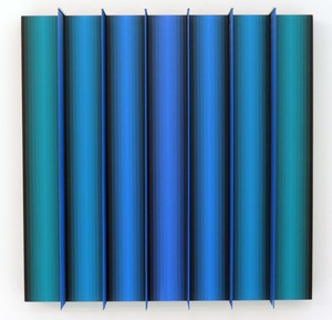 Dario PEREZ FLORES - 绘画 - Prochromatique 1123