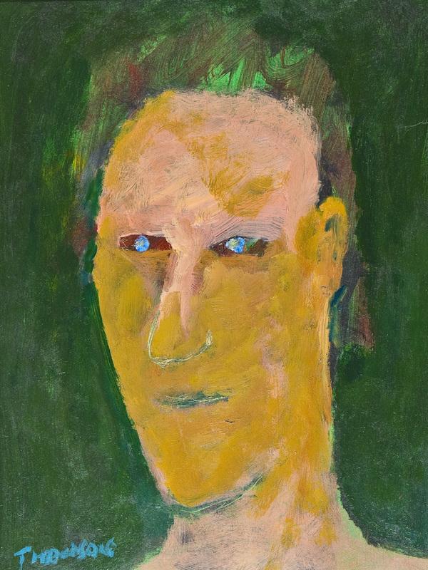Douglas THOMSON - Pintura - Acrobat