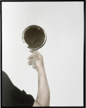 米开朗基罗•皮斯特莱托 - 版画 - Miroir Noir