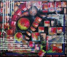Filippo CHIAPPARA - Peinture - Oltre il colore