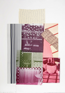 Robert RAUSCHENBERG - Stampa Multiplo - Pre-Morocco from 8 by 8 to Celebrate Portfolio
