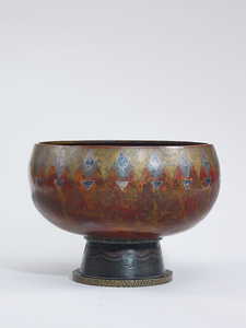 Claudius LINOSSIER - Sculpture-Volume - Bowl, circa 1920