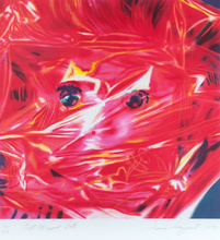 James ROSENQUIST (1933) - Gift Wrapped Doll