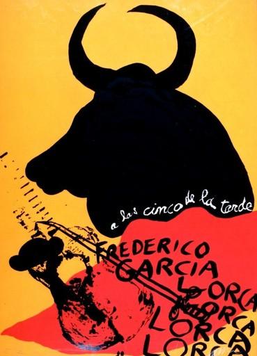 Fernandez ARMAN - Print-Multiple - Homage to Federico Garcia Lorca