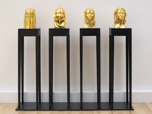 Mauro CORDA - Sculpture-Volume - LA MUSULMANE
