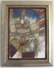 Théo TOBIASSE (1927-2012) - Jérusalem roule le long de ma gorge comme un oeuf ivre d'amo